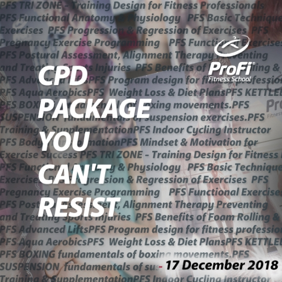 20 CPD COURSES AT AN UNBEATABLE PRICE OF €1000!!!